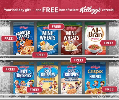 Kellogg's coupons uk