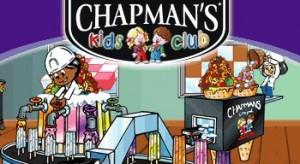 chapman's kid's club calendar