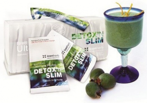 detox and slim smoothie