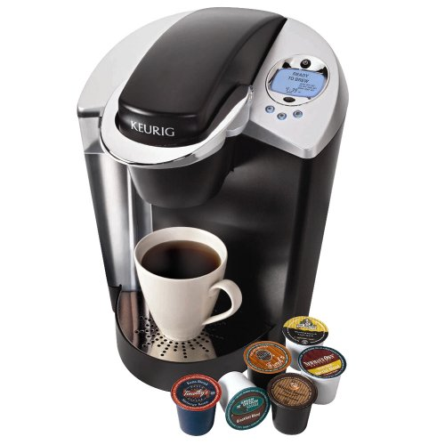 FREE Keurig. Stopped working with the reusable pods I was using (still works with standard k-cups) so I bought a different unit and this one is busy taking up space. when interested party is found, will leave in front of apartment for pickup.