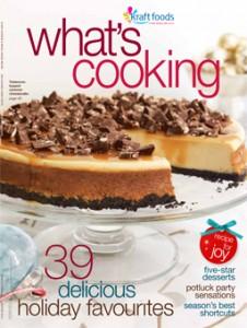 kraft's what's cooking magazine