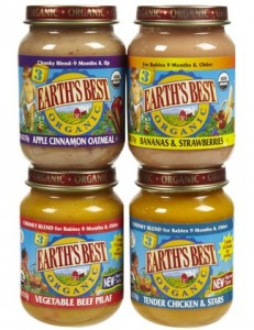 earths best baby food