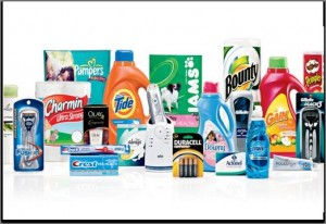 P&amp;G coupons