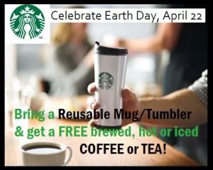 Starbucks-Free-Coffee-Tea-on-Earth-Day-April-22