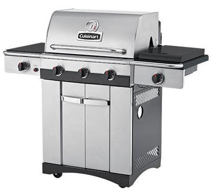 win a brand new cuisinart infrared 800 barbecue free