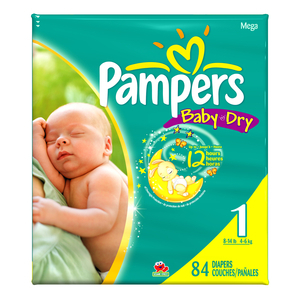 pampers at canada safeway