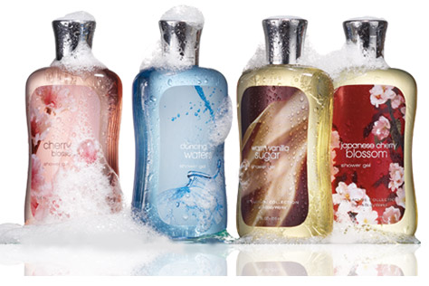 Free signature collection item from bath body works for Bathroom body works