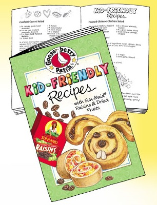 Sun maid KidFriendly_RecipeBook