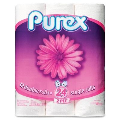 purex bath tissue