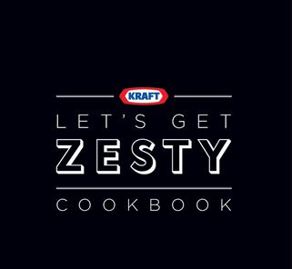 kraft zesty cookbook