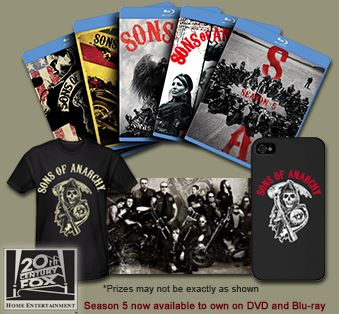 sons of anarchy contest