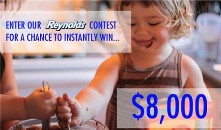 Enter to Win Cash Instantly from Reynolds Canada | Free