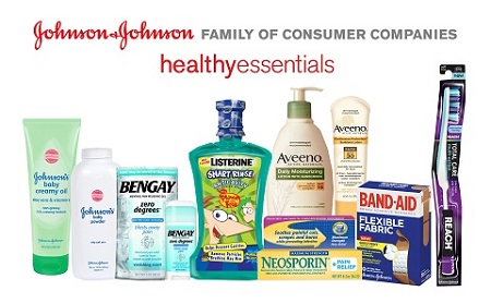 Healthy Essentials prize packs