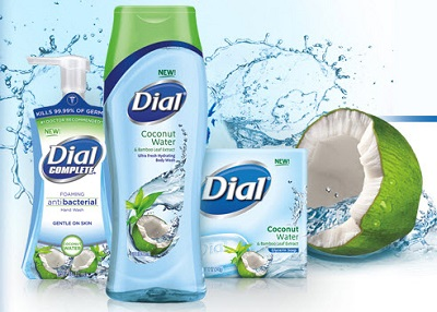Dial coupons canada
