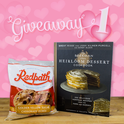 redpath giveaway