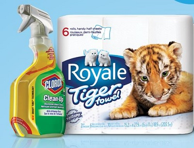 clorox and royale contest