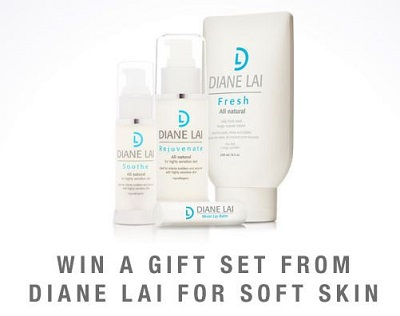 Win A Gift Set From Diane Lai Free Stuff Finder Canada