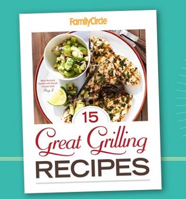 family circle grilling cookbook