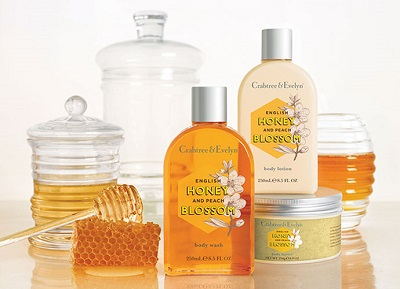 crabtree and evelyn collection