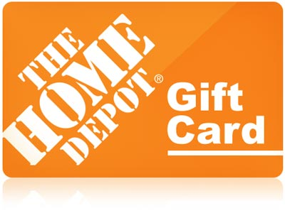 Enter to Win Home Depot Gift Cards | Free Stuff Finder Canada