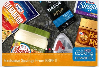 kraft what's cooking