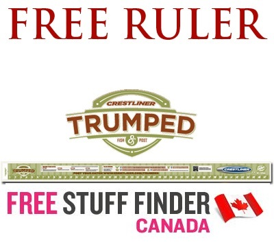 Free 2014 crestliner trumped fishing ruler free stuff finder canada