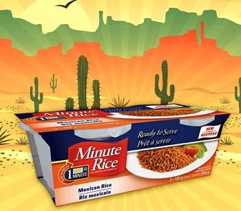 minute rice contest