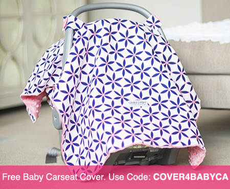 You can get a FREE Carseat Canopy ($49.95 Value) when using the promo code COVER4BABYCA (code will deduct $49.95!) Just pay $15.95 shipping and handling.  sc 1 st  Free Stuff Finder Canada & FREE Baby Carseat Canopy ($49 Value) Just Pay Shipping | Free Stuff ...