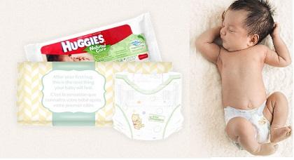 huggies sampler pack