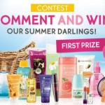 yves-rocher-comment-and-win-contest-