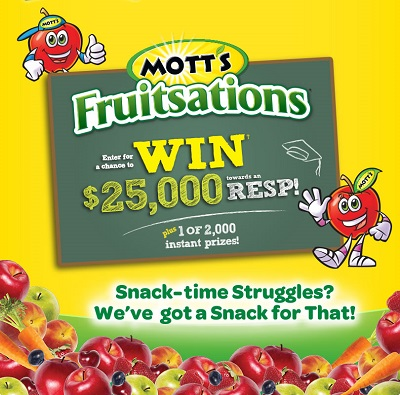 motts contest