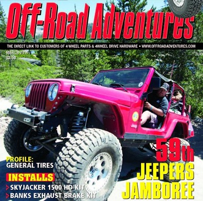 off road adventures magazine