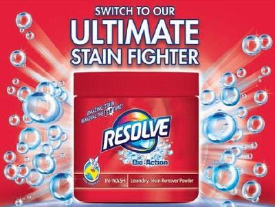 resolve rebate