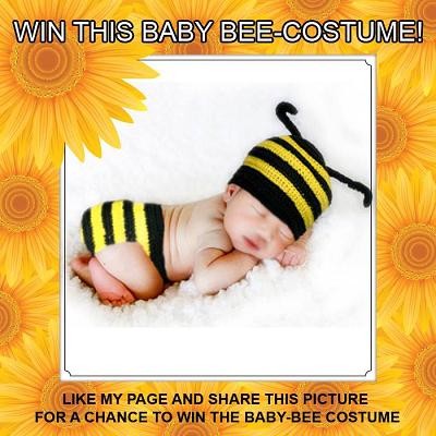 baby bee costume
