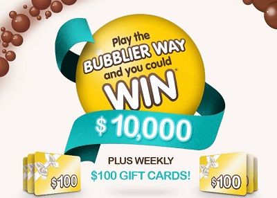 bubblier way contest