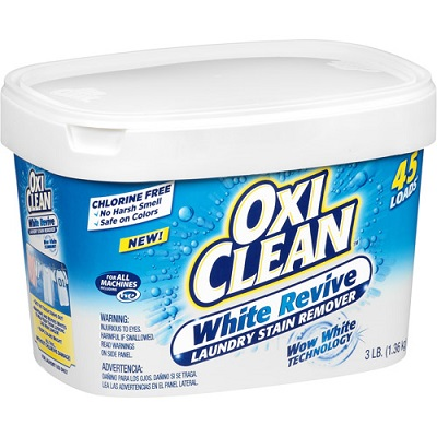 oxiclean max force revive