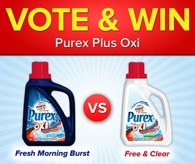 purex contest