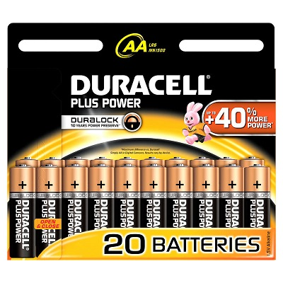 Duracell battery coupons