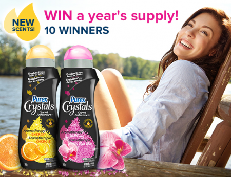 free-purex-years-supply-contest