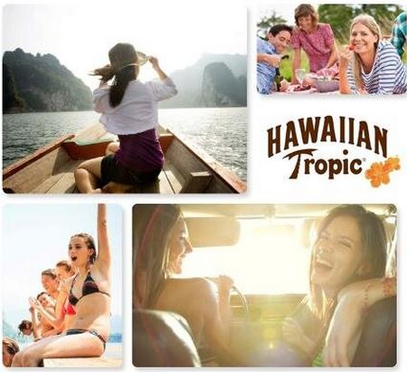 hawaiian tropic contest