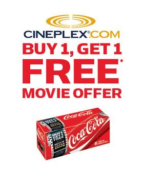 cineplex and coke deal