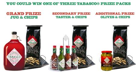 tabasco contest