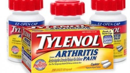 tylenol sample