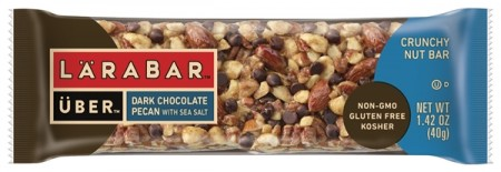 Larabar Uber Dark Chocolate Pecan with Sea Salt