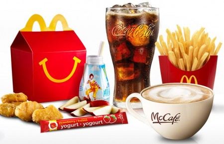 mcdonalds coke glasses