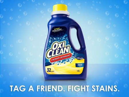 oxi clean facebook giveaway