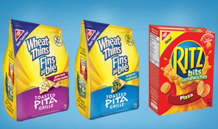 New 1 00 Off Wheat Thins Or Ritz Bits Coupon Free