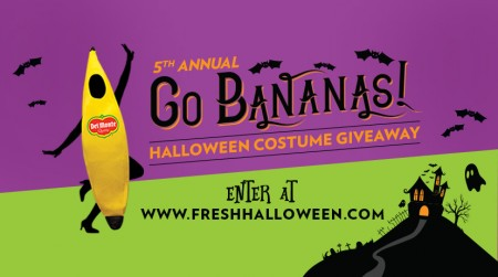 del monte banana costume giveaway