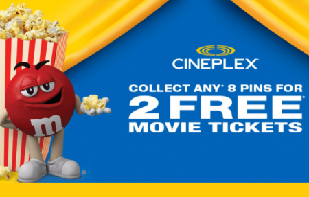m&m cineplex promo