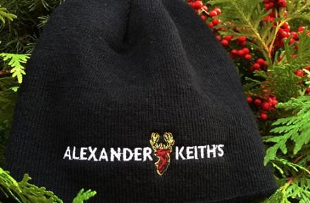 alexander keiths